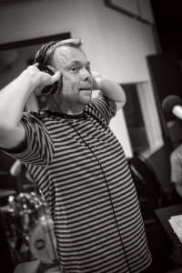 Lars Møller listening